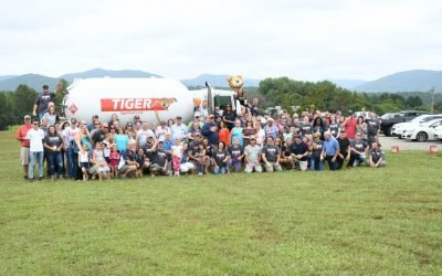 Tiger Fuel Company donates to local restaurants; supports first responders amidst pandemic